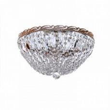 Люстра хрустальная   Анжелика 3 лампы Купол